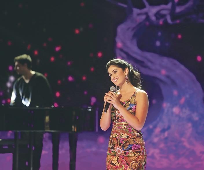 Radics Gigi - A Dal (Euróvíziós Dalverseny 2013.)
