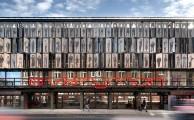 A liverpooli Everyman Theatre kapta az év legjobb új épületének díját