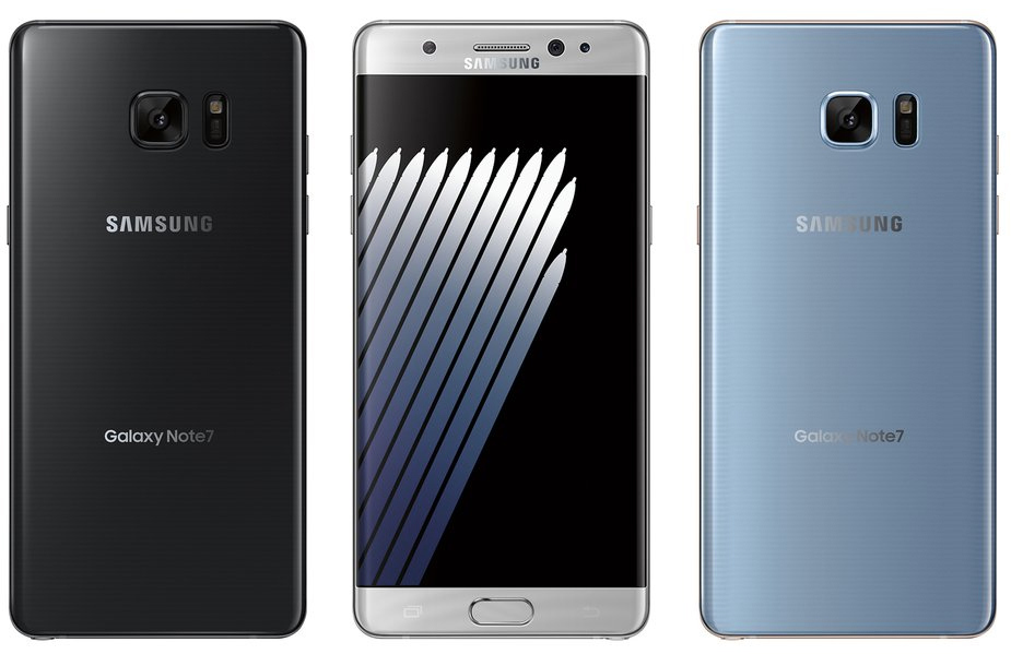 Hajlított kijelzővel és íriszleolvasóval jön a Samsung Galaxy Note 7